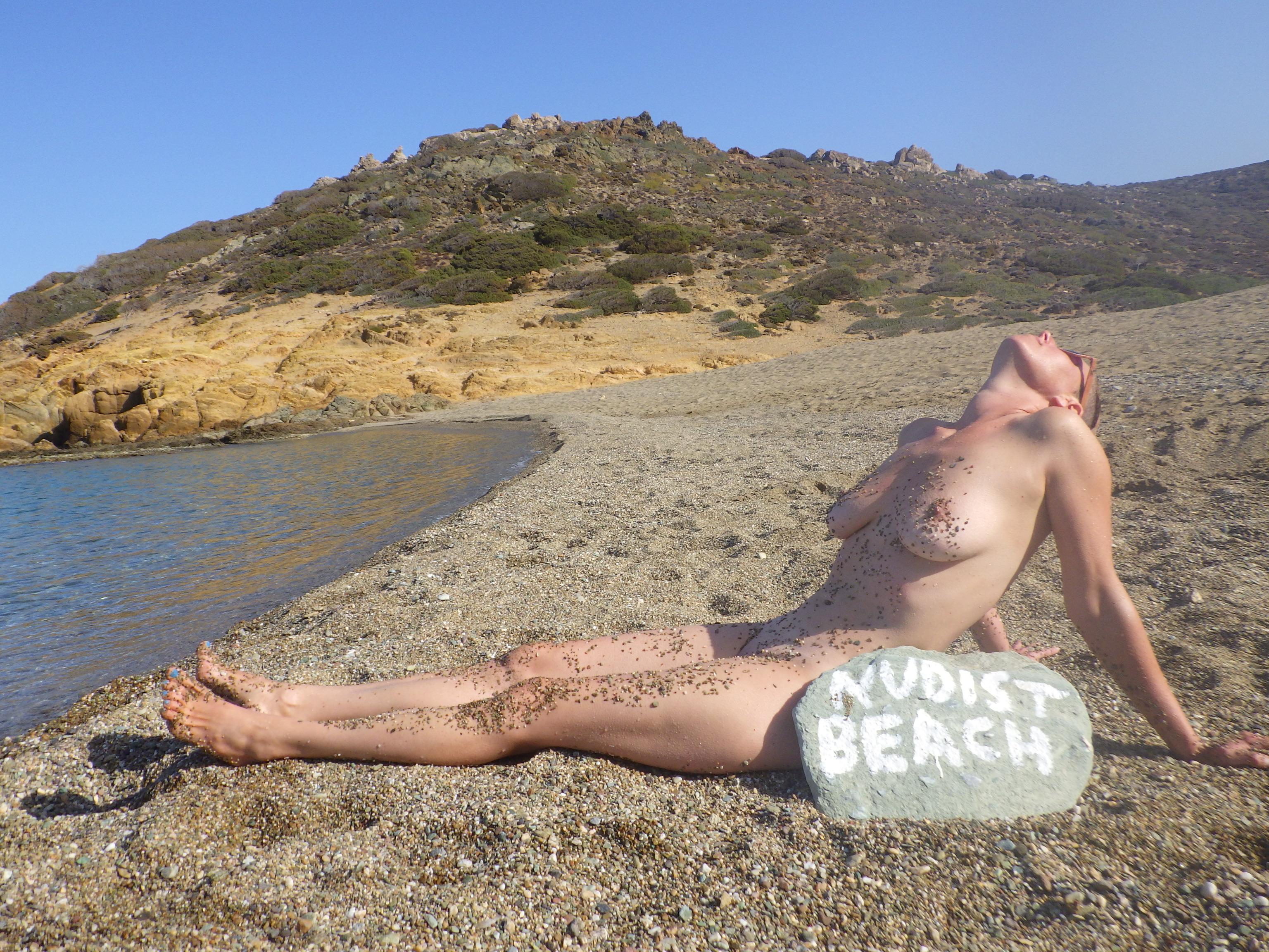 Kreta Nudist